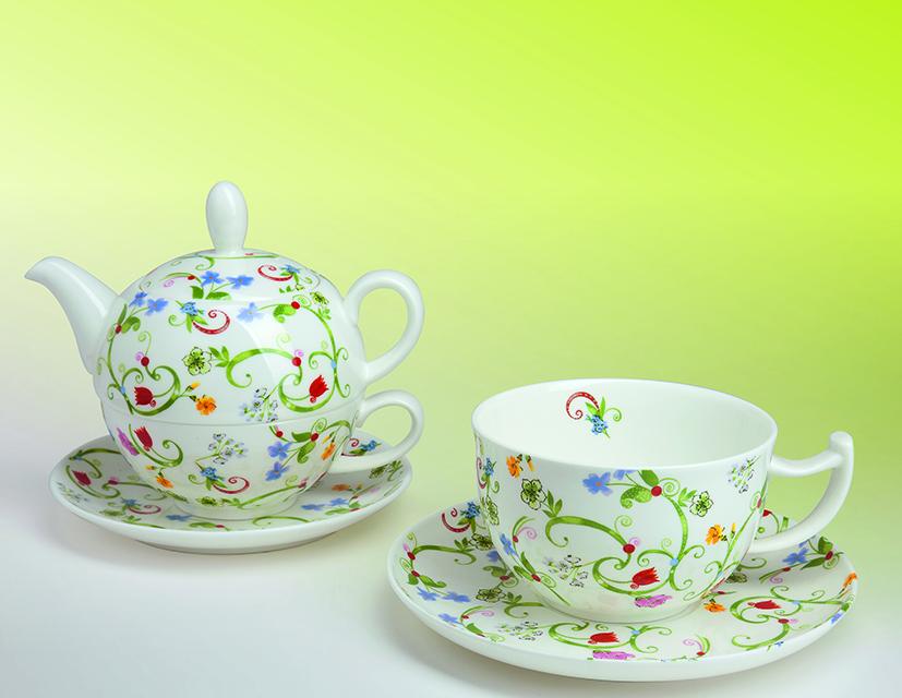 "Tea4One ""Fleurette"""