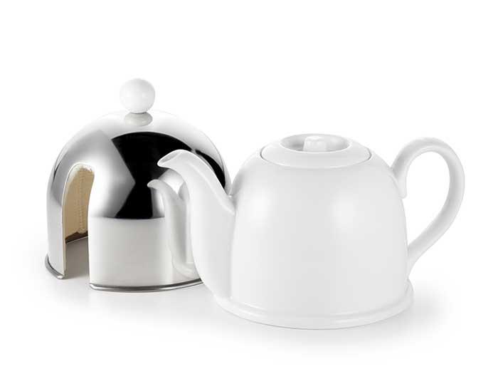 "Teekanne ""Maxima"" mit Isolierhaube (0,9 l)"