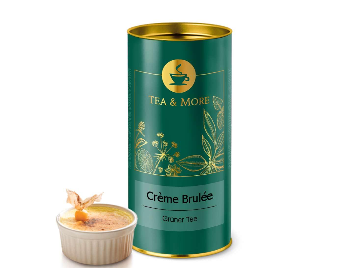 Crème Brulée (Bio)