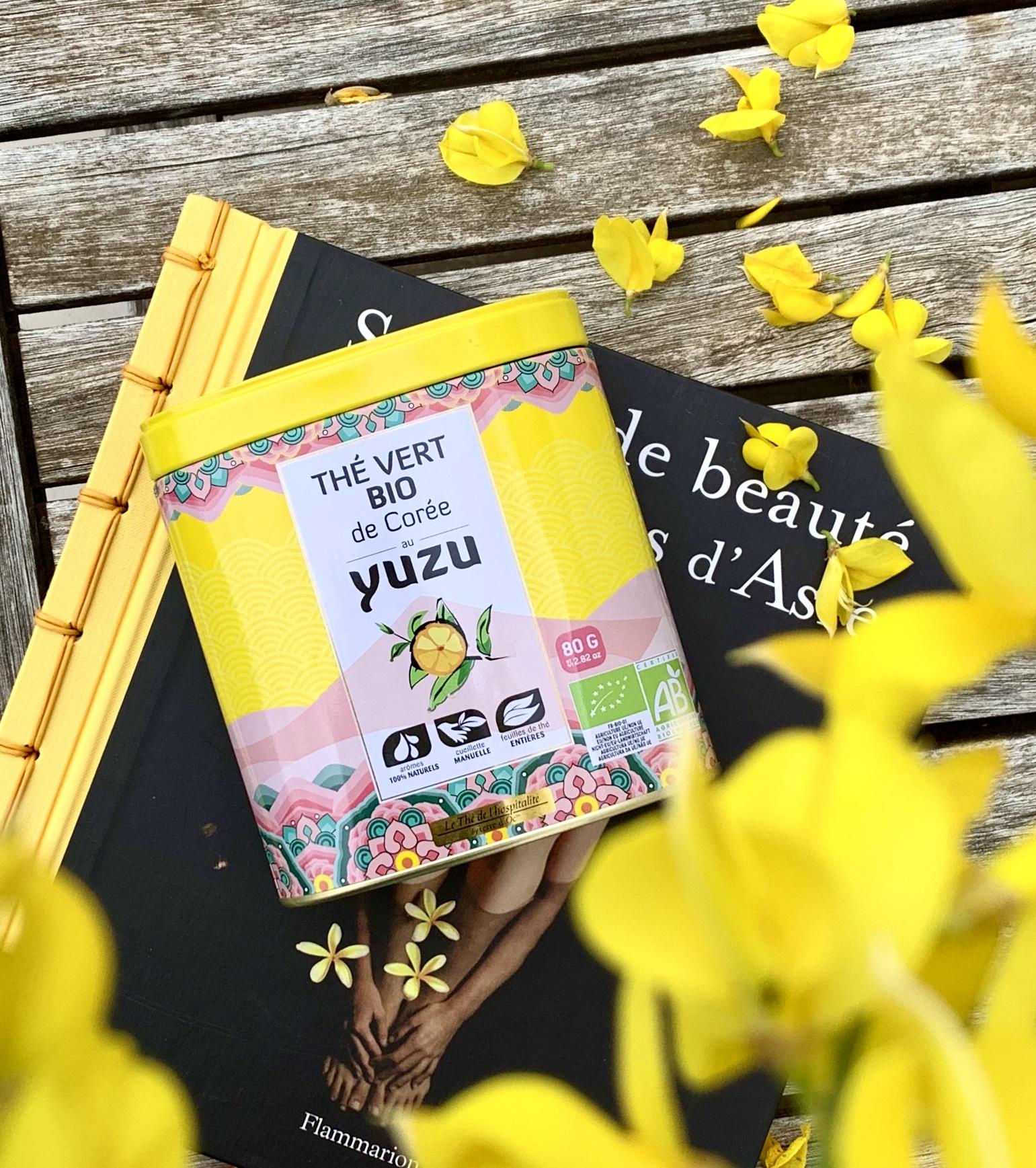 Grüner Tee Yuzu - Bio