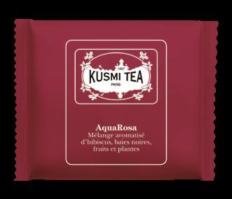 Aqua Rosa - Bio (25 Teebeutel, einzeln verpackt)