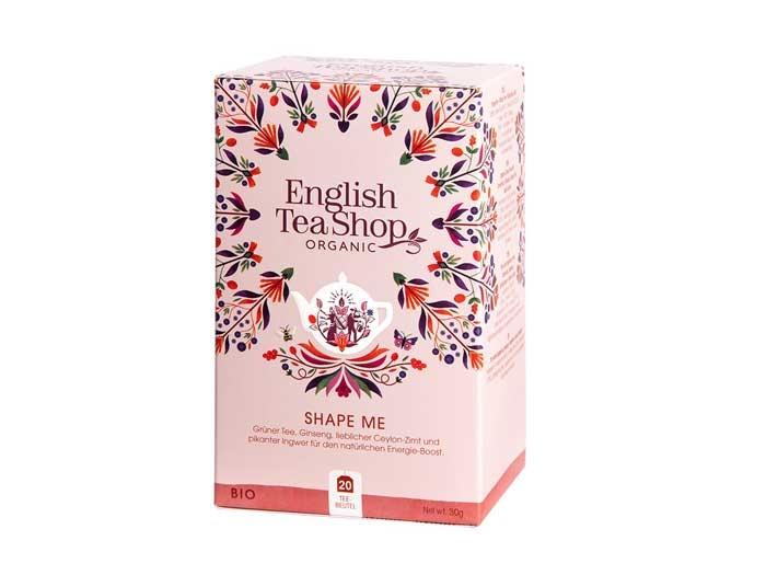 English Tea Shop Shape Me (Bio)
