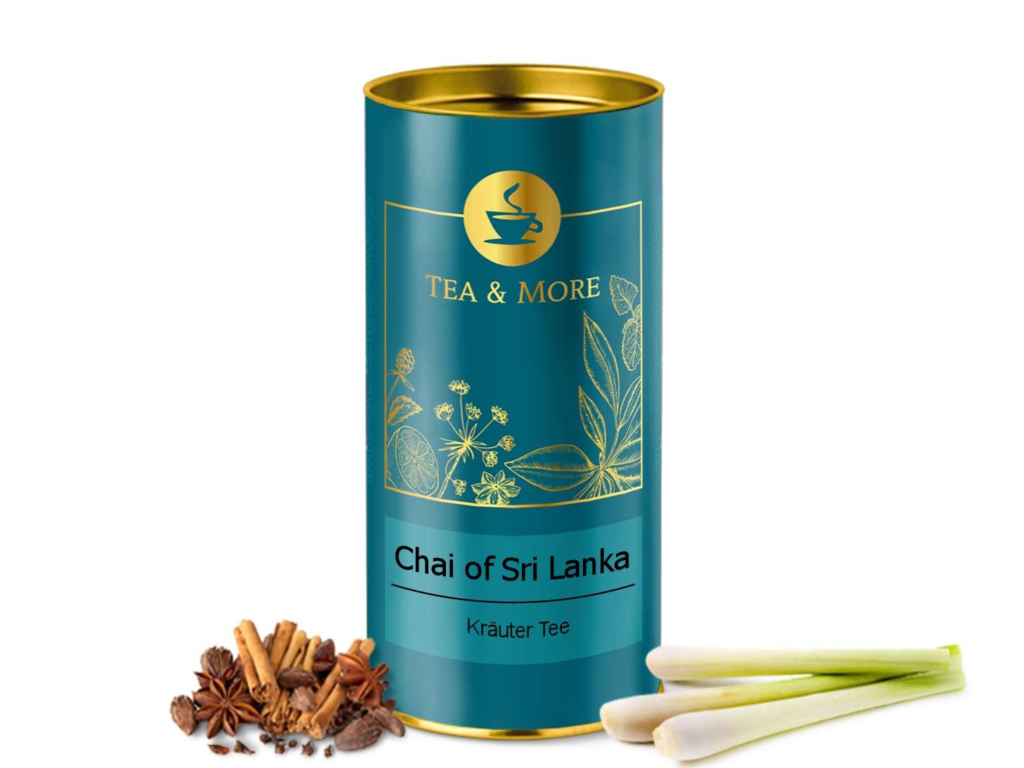 Chai of Sri Lanka