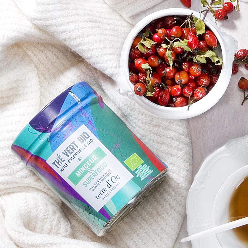 Green Tea Minceur & Superfood - Organic