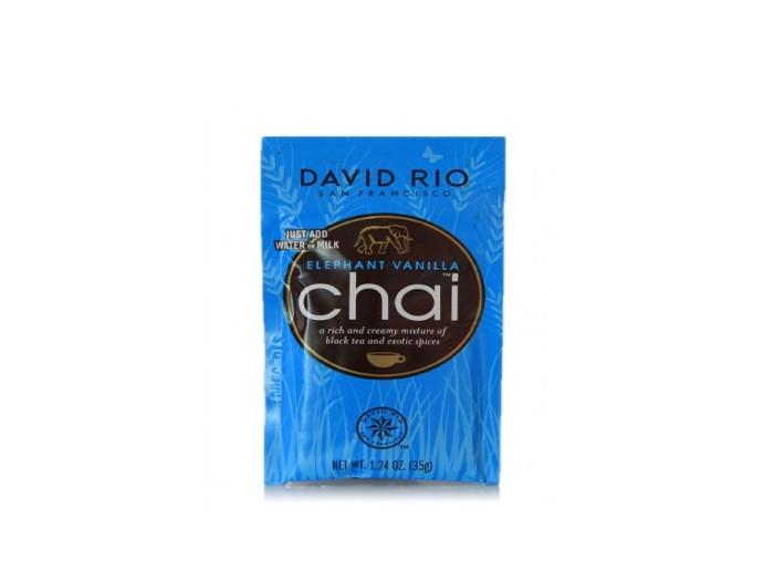David Rio Elephant Vanilla Chai (28g Tüte)