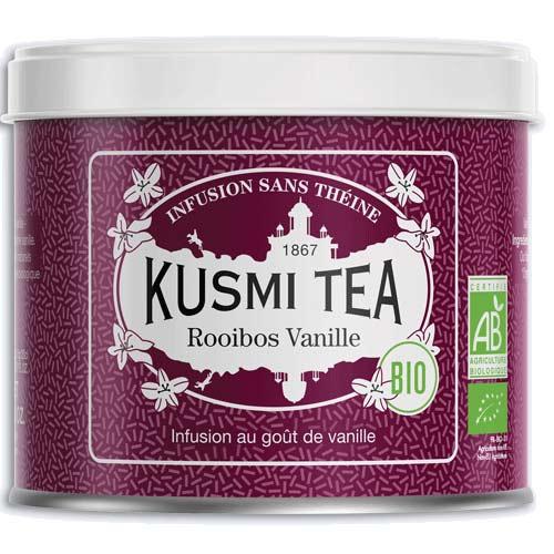 Rooibos Vanilla - Organic (100g tin)