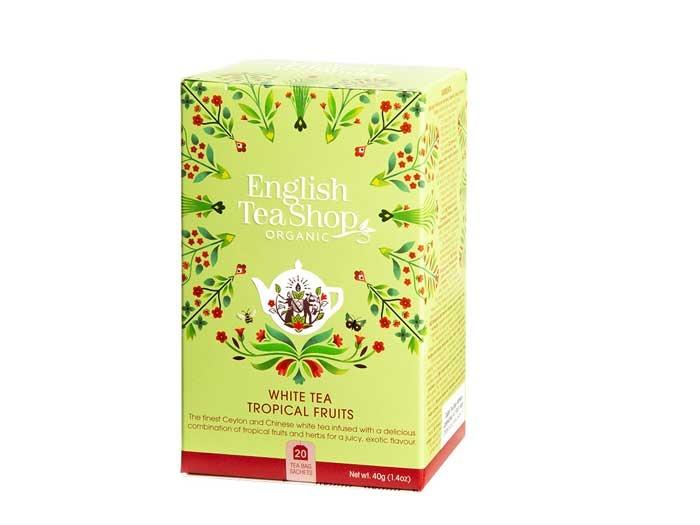 English Tea Shop Tropical Fruits (Organic)