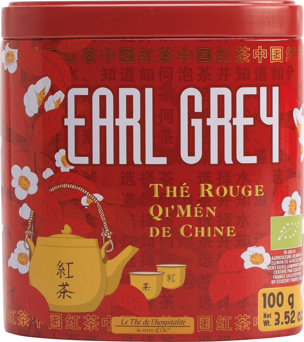 Bio Thé Rouge Earl Grey