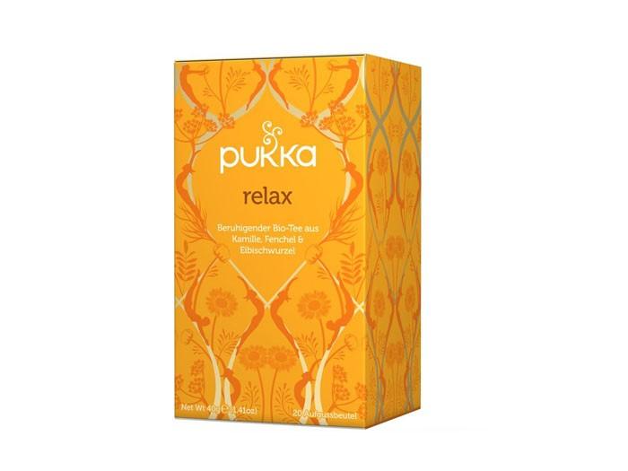 Pukka Relax (Bio)