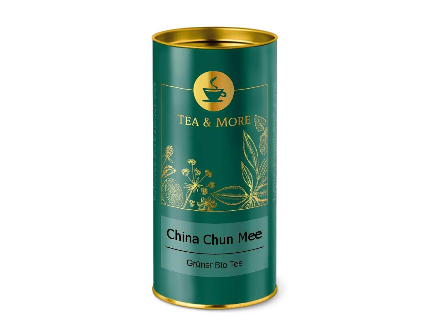 China Chun Mee (Organic)