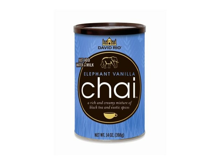 David Rio Elephant Vanilla Chai (398g Dose)