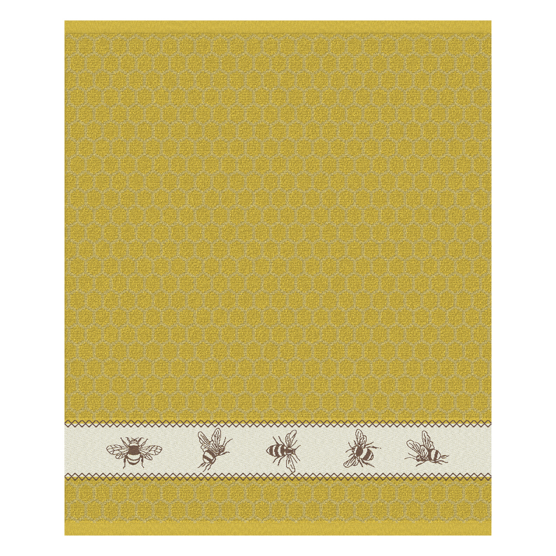 "Küchenhandtuch ""Bees"" yellow"