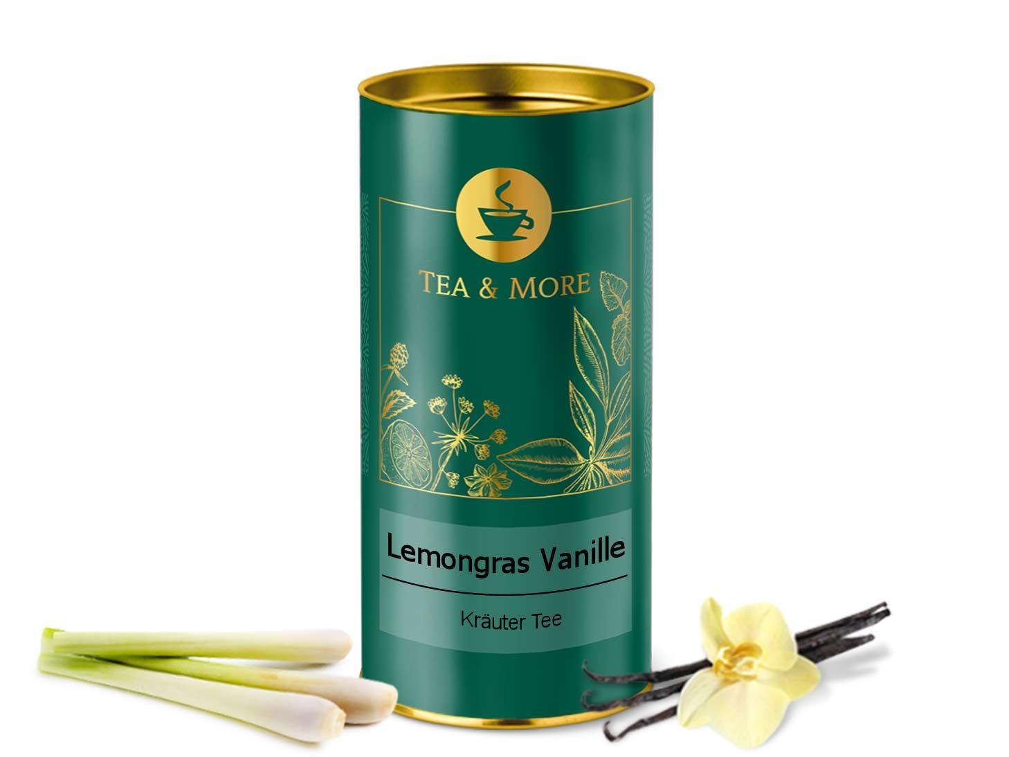 Lemongras & Vanille