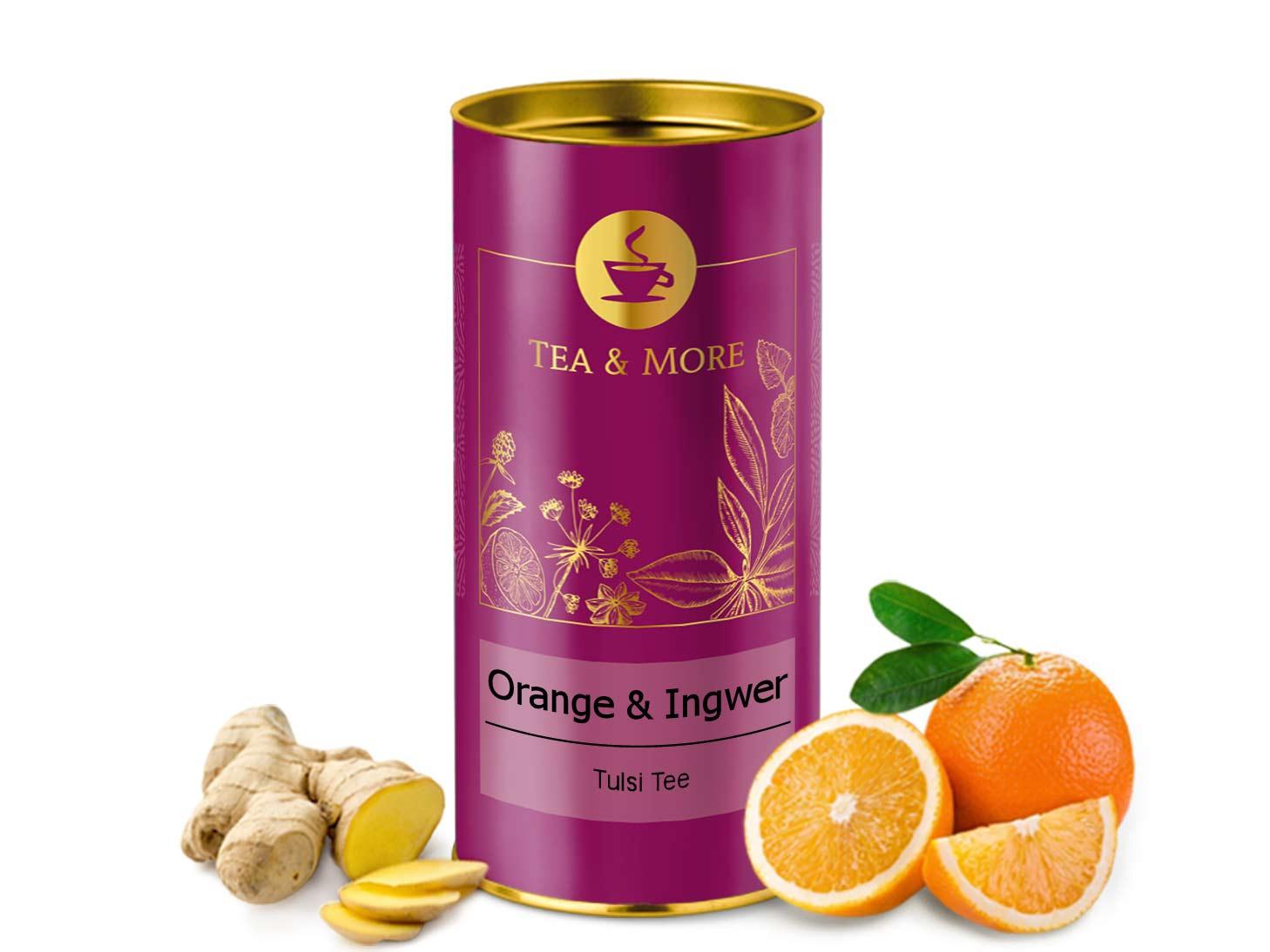 Tulsi Orange Ingwer