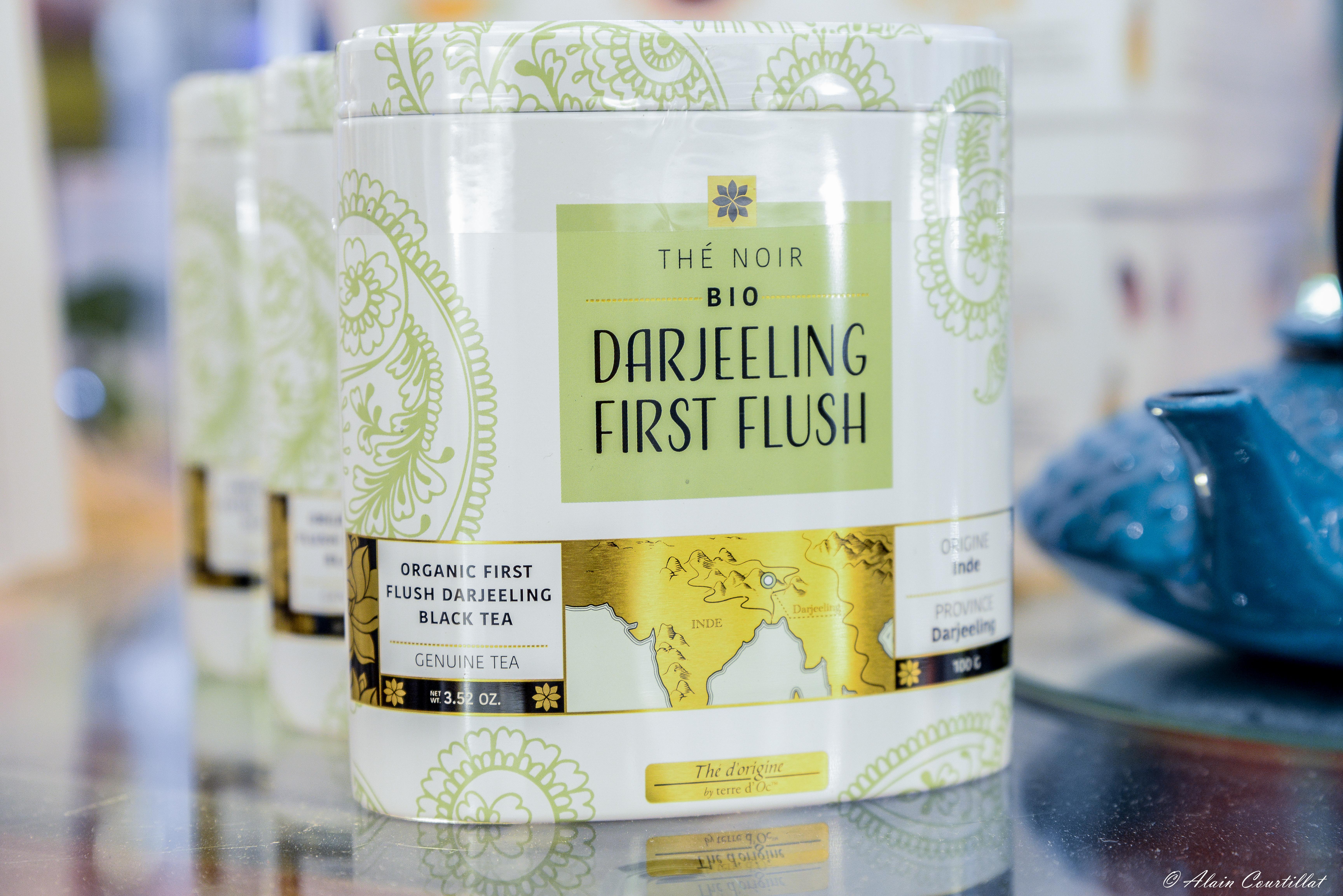 """Schwarzer Tee """"Darjeeling First Flush"""" - Bio"""