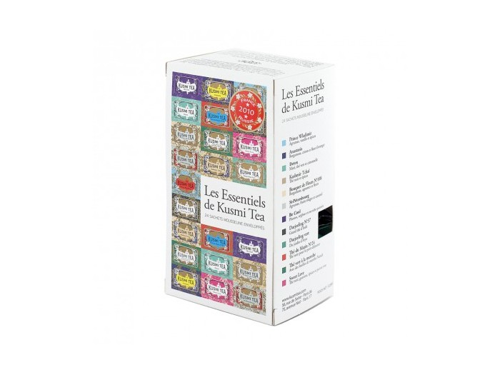 Les Essentiels (25 Teebeutel, einzeln verpackt)