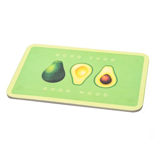 Frühstücksbrettchen - Avocado
