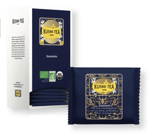 Anastasia - Bio (25 Teebeutel-einzeln verpackt)