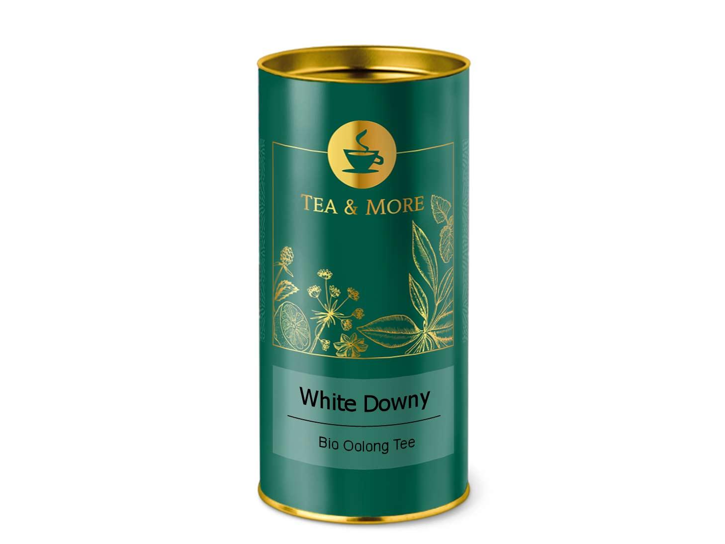 China White Downy Oolong (Bio)