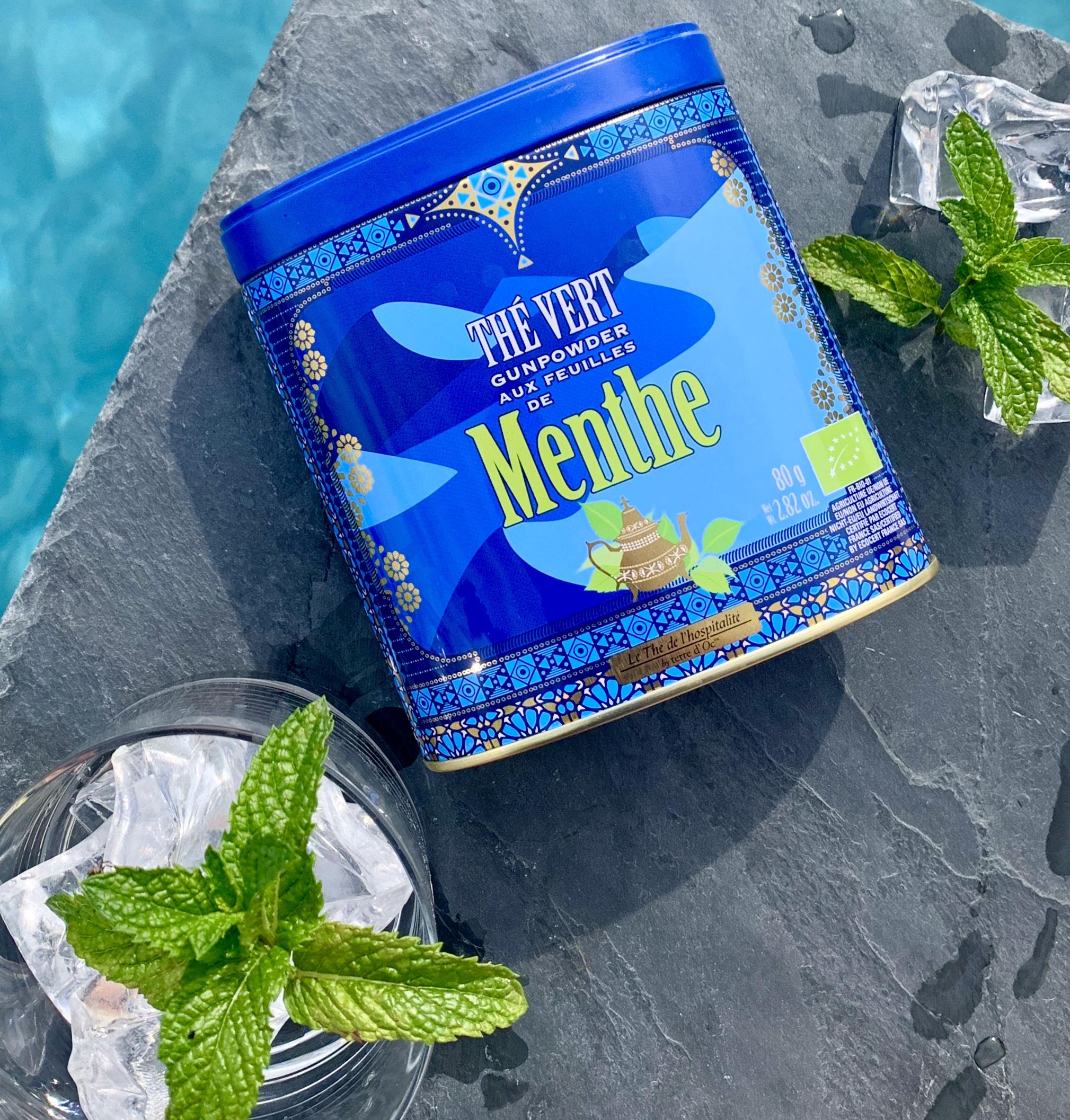 Grüner Tee Minze - Bio