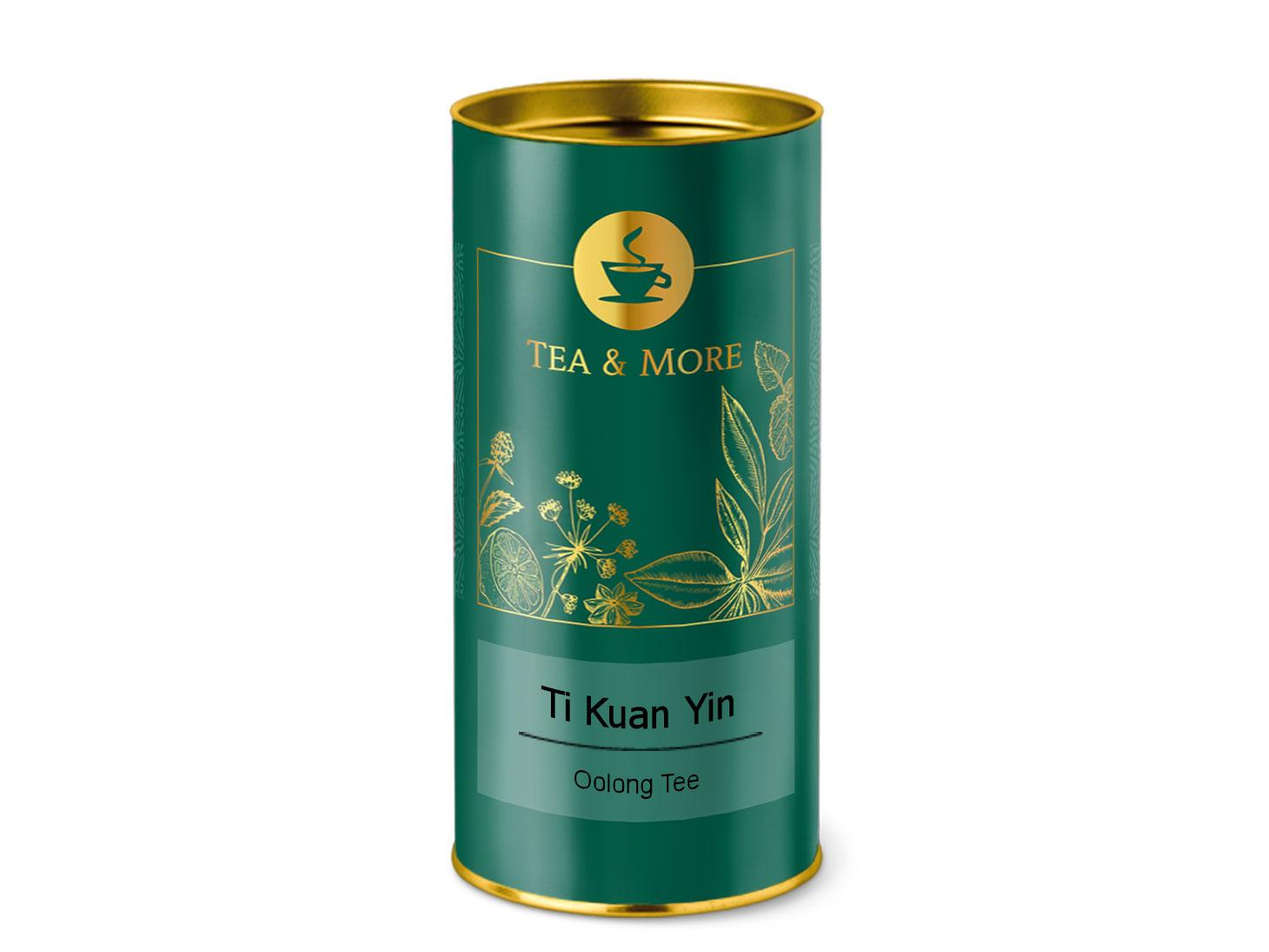 China Oolong Tie Guan Yin