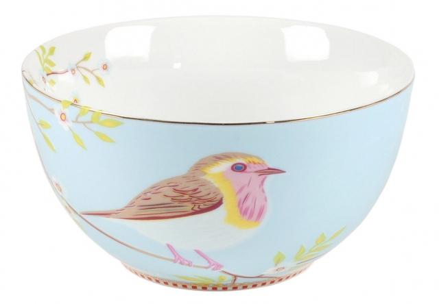 Pip Studio Early Bird Blue Schale (15cm)