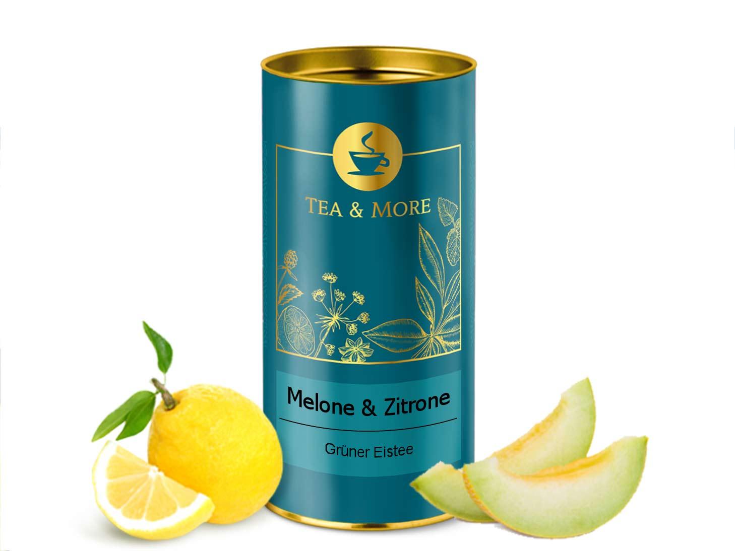 Eistee Melone & Zitrone