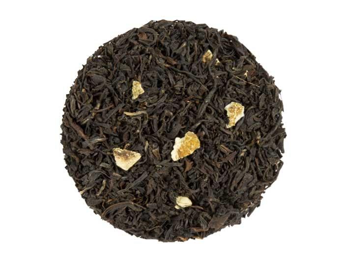 Schwarzer Tee Orange (Bio)
