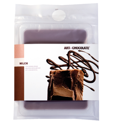 Milch 120g Tafel - Art of Chocolate