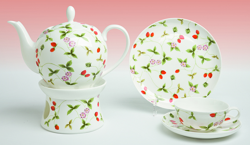 """Mirella"" cup and saucer"