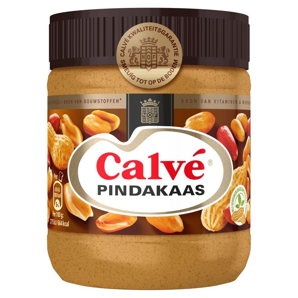 Calve Erdnussbutter (English Label)