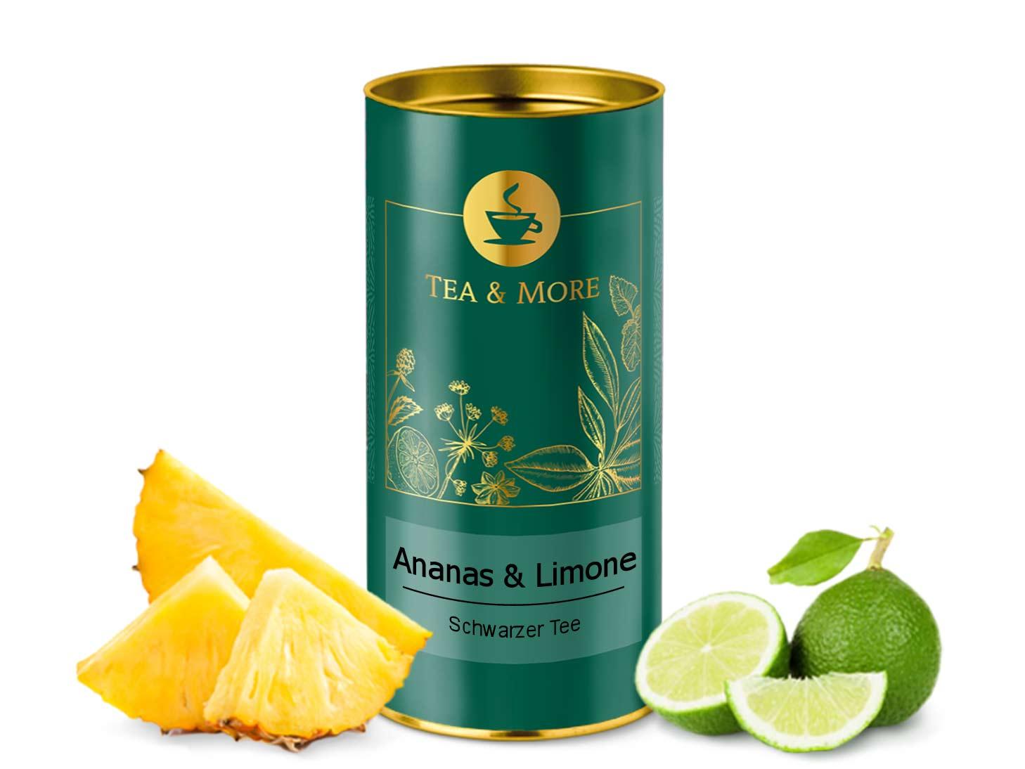 Ananas & Limone
