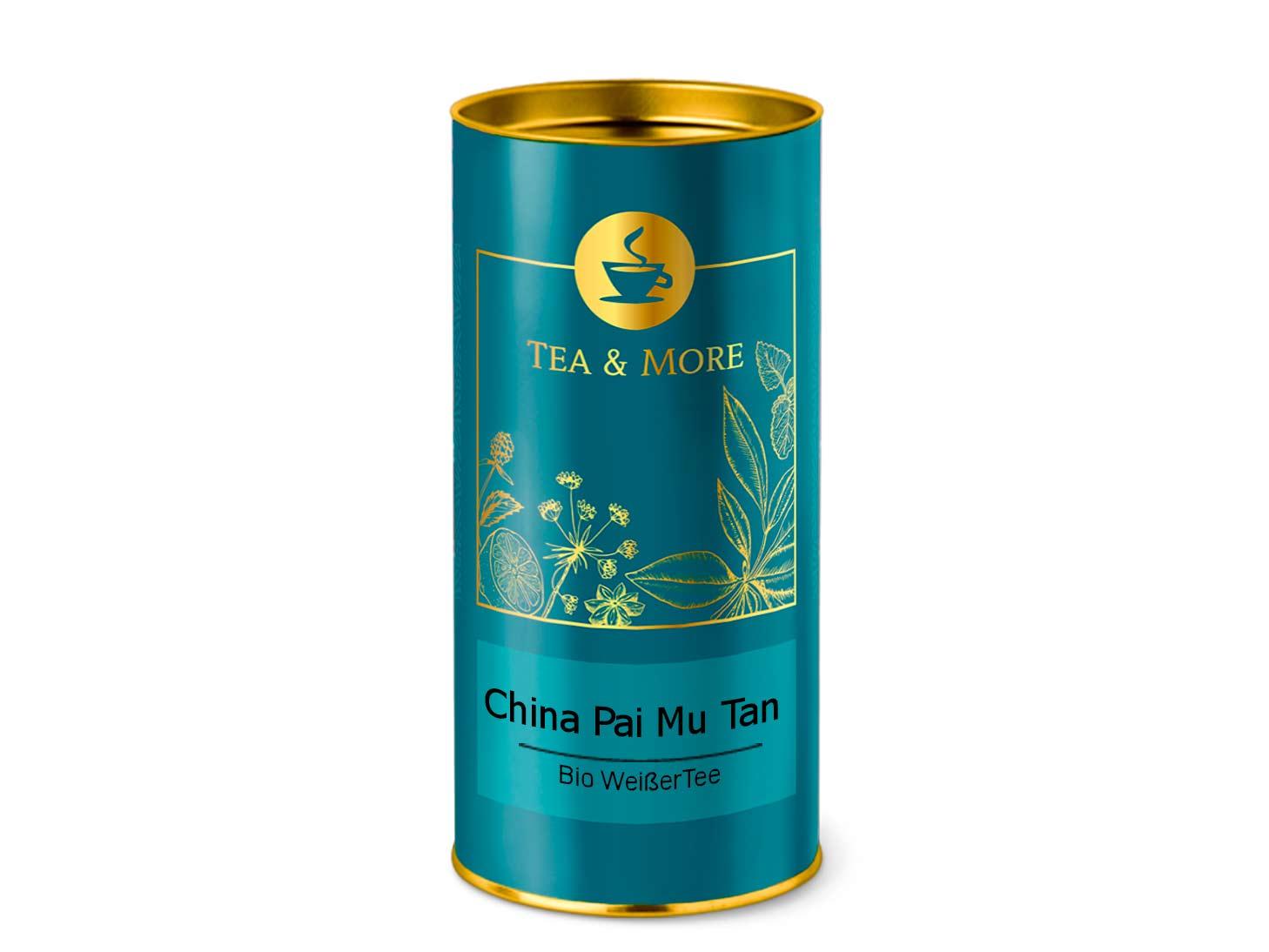 China Pai Mu Tan