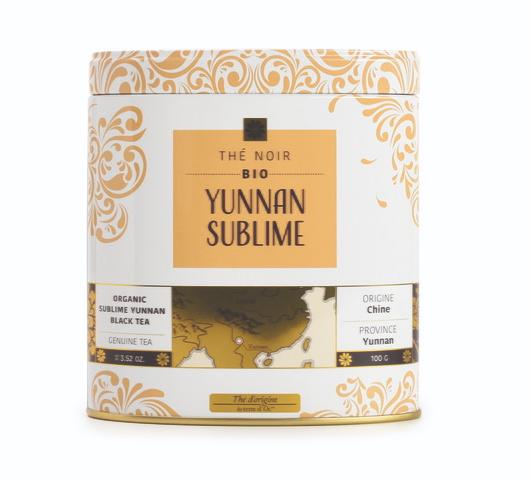 "Black tea ""Yunnan Sublime"" - Organic"