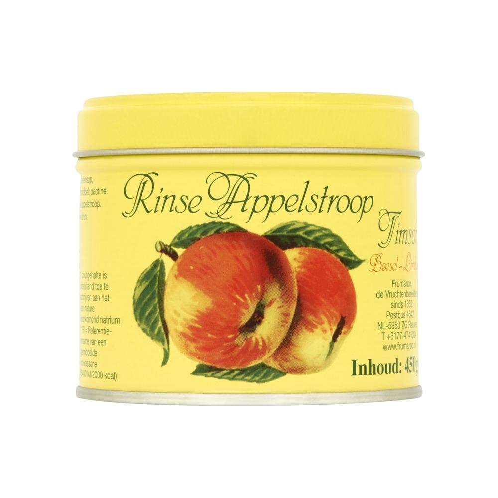 Timson E Rinse Apfelpaste - Brotaufstrich