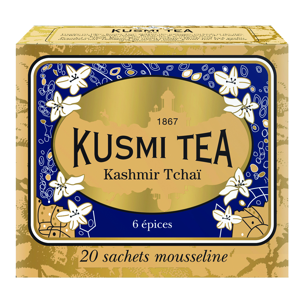 Kashmir Tchai (20 Teebeutel)