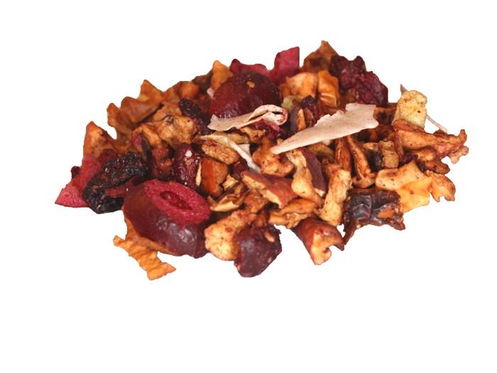 Cranberry, Kirsche & Kokos