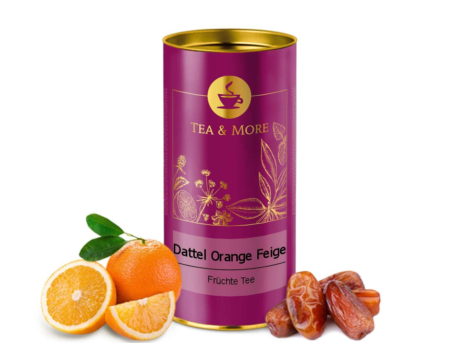Dattel, Orange & Feige