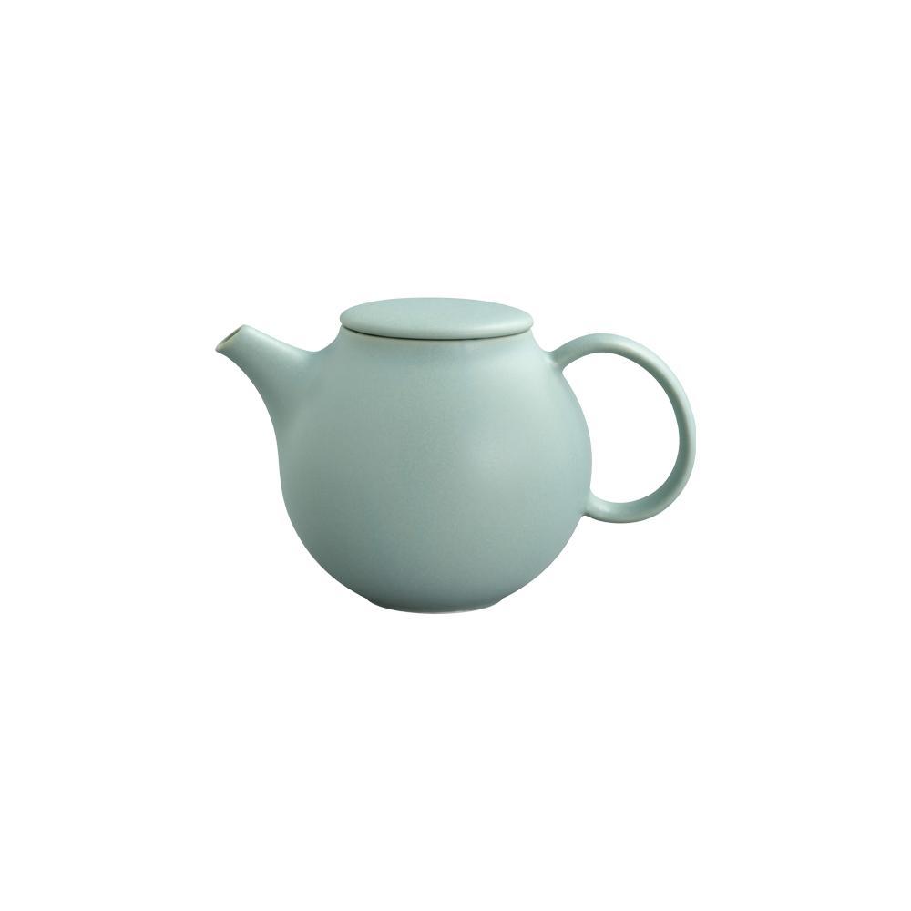 """Teekanne """"Pebble"""" von Kinto Moosgrün (0,5 l)"""