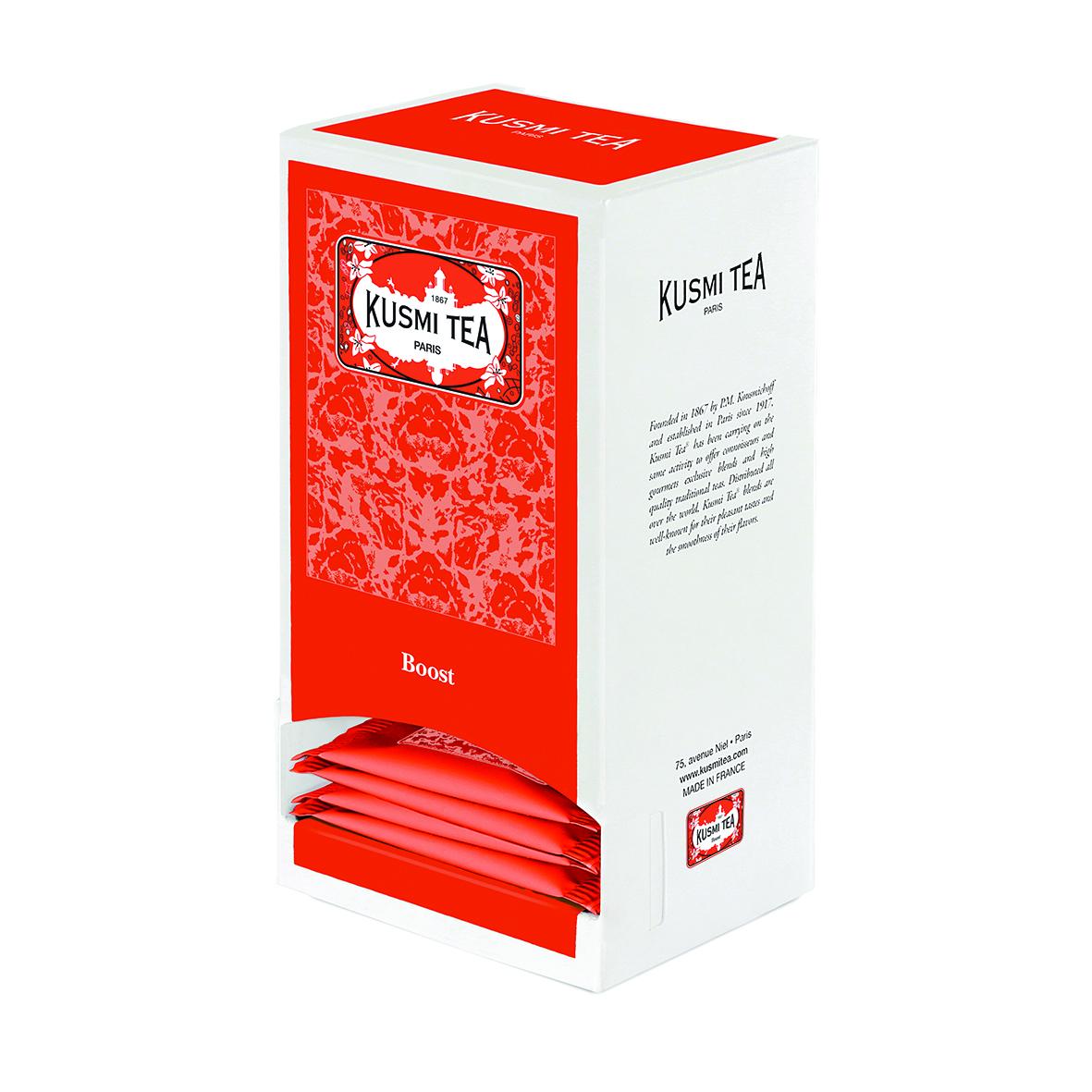 Boost (25 Teebeutel-einzeln verpackt)