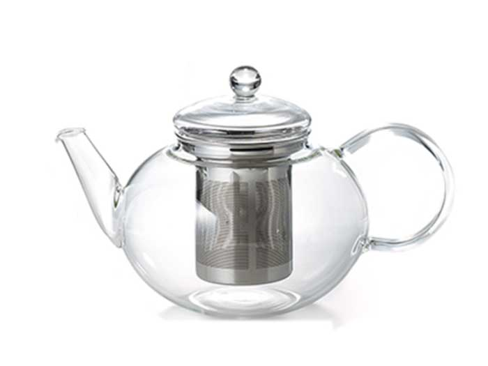 "Glas Teekanne ""Miko"" von Jena Glas (1,2 l)"