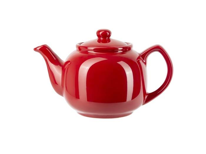 Teekanne Classic (rot), 1,2 l