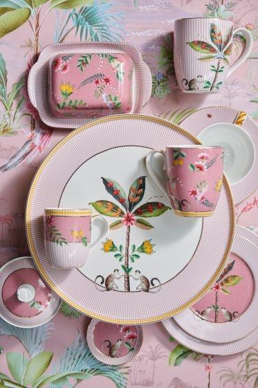 Pip Studio La Majorelle Tasse Groß Pink