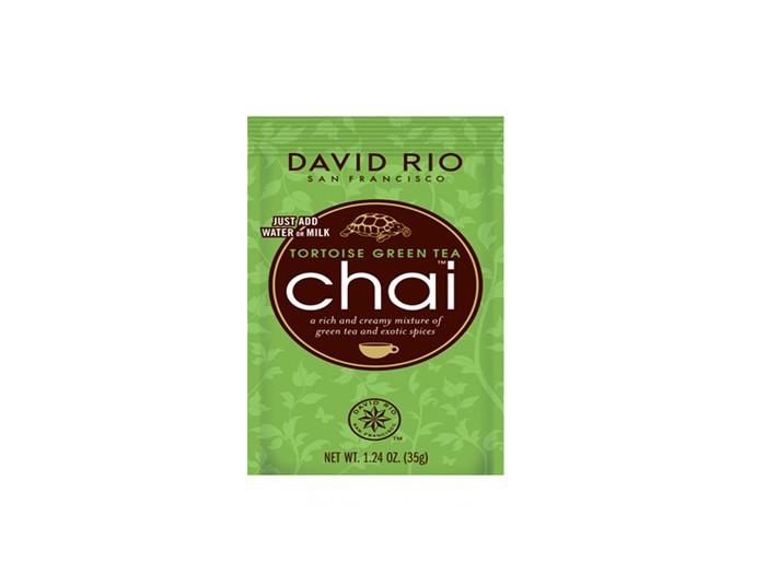 David Rio Tortoise Green Chai (28g Tüte)