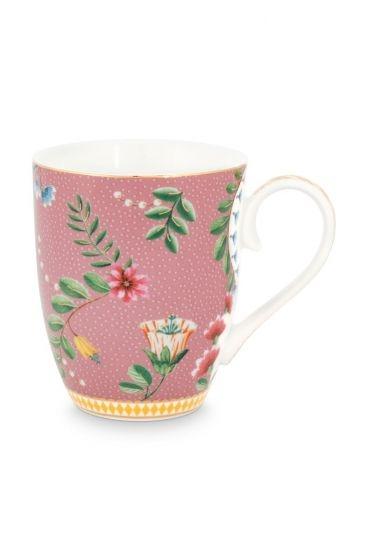 Pip Studio La Majorelle Tasse groß rosa