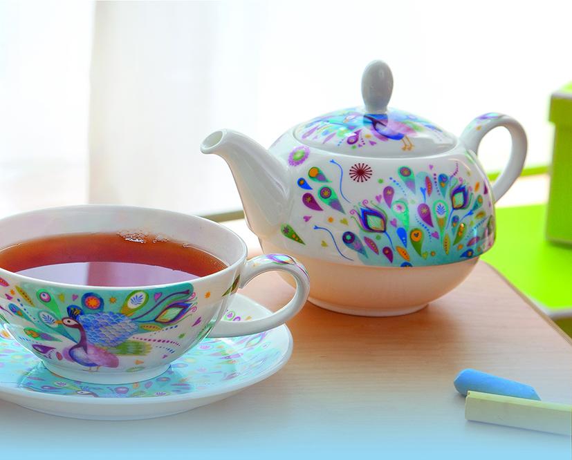 "Tea4One ""Paula"""
