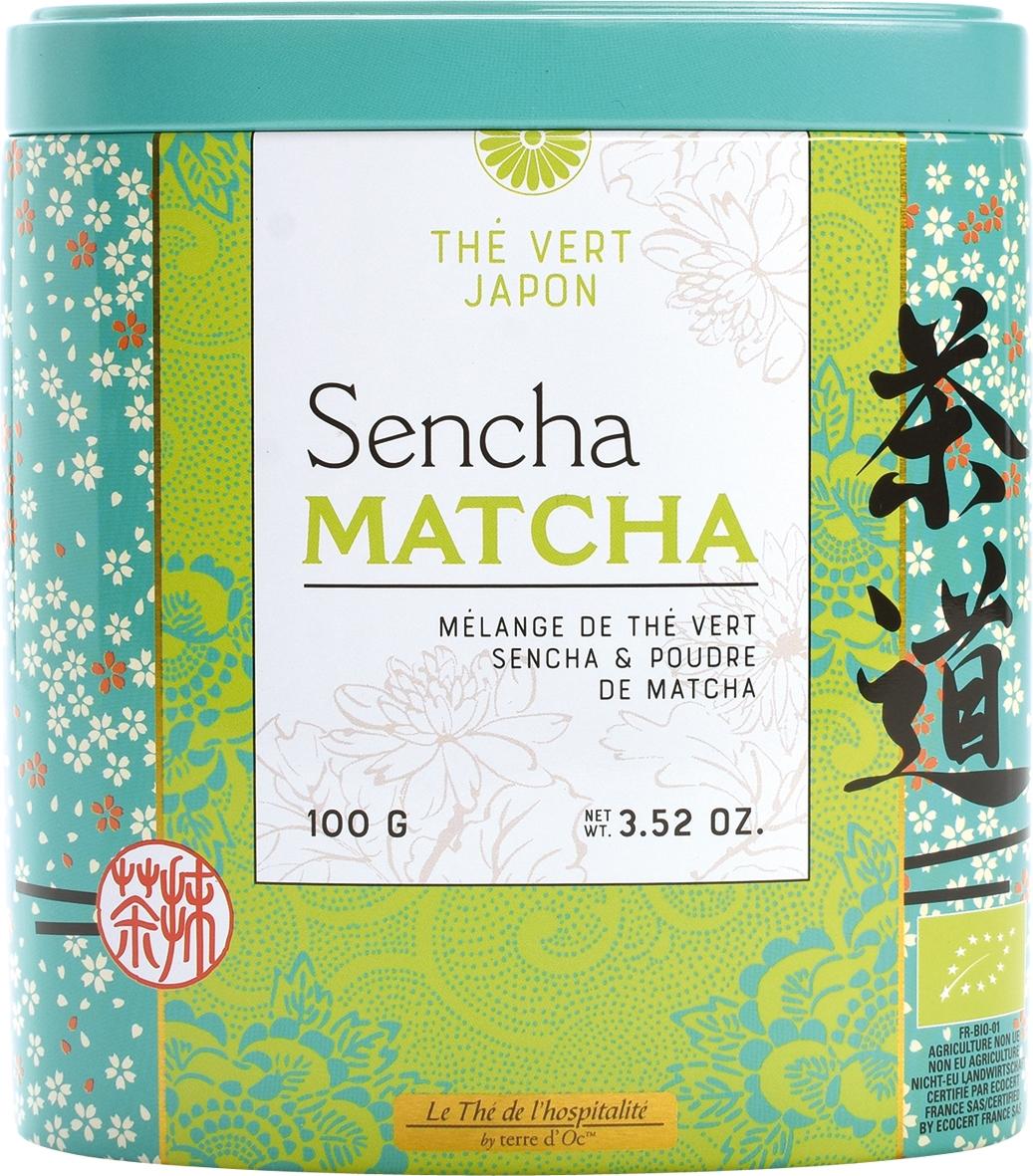 Terre d'Oc BIO Tee Sencha Matcha