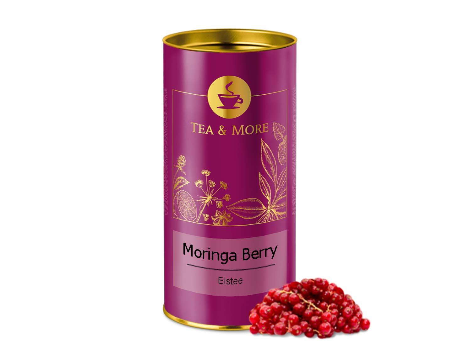 Eistee Moringa Berryfruit