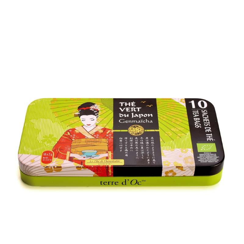Japanese Style Green Tea - Organic (10 tea bags)