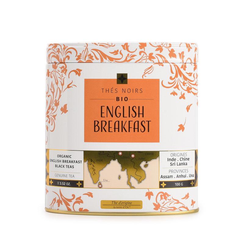 "Black Tea ""English Breakfast"" - Organic"